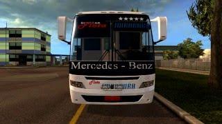 Busscar El Buss 340 v1.0 | Ets2 | 1.21.x +LINK [BUS FREE]