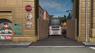 getlinkyoutube.com-[ETS2 v1.26] Animated gates in companies v1.3 *Update*