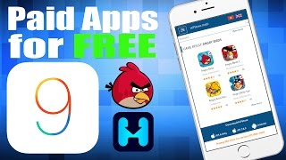How to Install HIPStore on iOS 9.2 NO JAILBREAK - Paid Apps for FREE (iPhone/iPod/iPad)