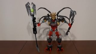 getlinkyoutube.com-LEGO Bionicle COMBO 70794 + 70795