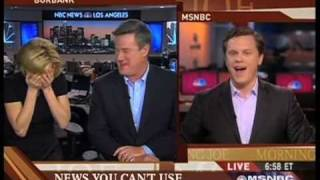 getlinkyoutube.com-Morning Joe Gang Crack Up Over LaTourette's Sucking Sound (HQ)
