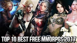 getlinkyoutube.com-Top 10 Best Free MMORPG Games 2017   Best Free Online Games You Should Play In 2017