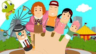 getlinkyoutube.com-Finger family nursery rhyme and more