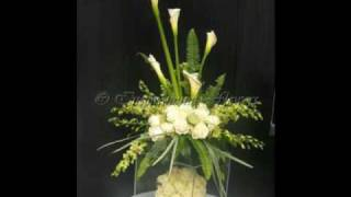 getlinkyoutube.com-Table Centres for events from Inspirational Flowers the event florist