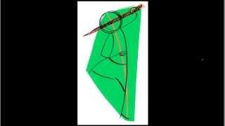 getlinkyoutube.com-Tecnicas de dibujo - Como dibujar las formas y proporción