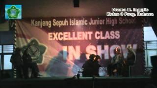 getlinkyoutube.com-Drama Bahasa Inggris Kelas 9 MTs Kanjeng Sepuh