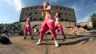 getlinkyoutube.com-Major Lazer - Watch Out For This (Bumaye) feat. Busy Signal / Dancehall choreography / Buggy Gyals
