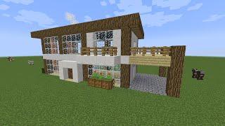 getlinkyoutube.com-VFW - Minecraft ทดสอบสร้างบ้าน