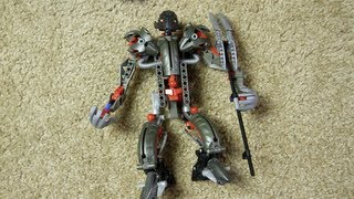 Bionicle Classic Review: Makuta