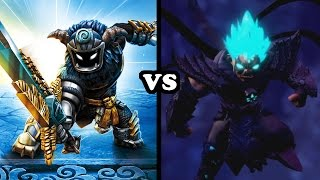Skylanders Imaginators - Wild Storm VS Super Kaos - DO YOU REMEMBER ME?