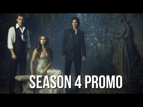 The Vampire Diaries Season 4 Promo -jwFI3mmt7IE