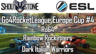 ESL Go4RocketLeague Cup 4