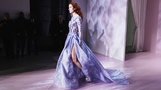 getlinkyoutube.com-Georges Chakra | Haute Couture Spring Summer 2017 Full Show | Exclusive