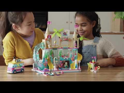 LEGO Friends Summer Fun Water Park Set - 41430