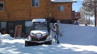 getlinkyoutube.com-Snow in Colorado, Arctic Cat, Part 2 of 2