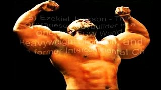 getlinkyoutube.com-Ten Most Massive Physiques in Wrestling History (Brock Lesnar to Jeep Swenson)
