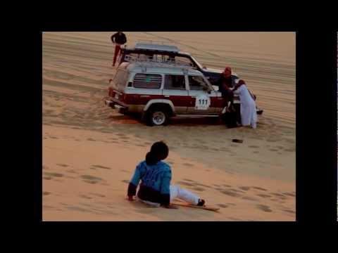 Desert Safari in Siwa, Egypt 2011