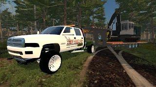 getlinkyoutube.com-Farming Simulator 2015   Jene's Logging Inc.   Tract 2- Ep. 11
