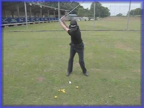 Golf Swing Lesson | Slow Motion Golf Swing