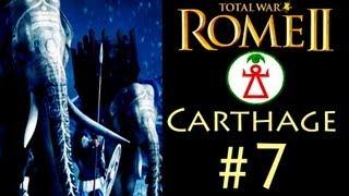 "getlinkyoutube.com-Total War: Rome 2 - Carthage Campaign (Legendary) - Part 7: ""Destroying The Etruscan League"""