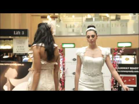 Style in the City - Eternally as One - Bridal Fashion Parade