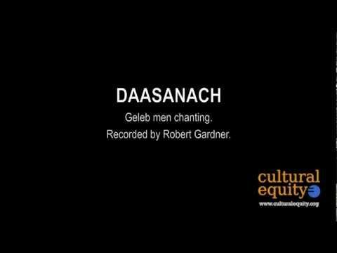 Parlametrics: Daasanach