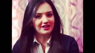 Bouchra Okbi   trés belle Acteur En Algérie 2017