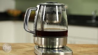 getlinkyoutube.com-Breville's fancy Tea Maker brews with mechanized precision