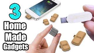 getlinkyoutube.com-3 Incredible HomeMade Gadgets for your Smartphones / DIY Smartphone Gadget