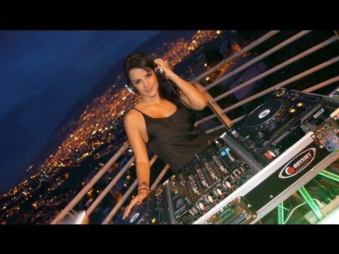 Eliana Franco // Back stage // Piloto - Medellín Cultura Dj.