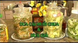 getlinkyoutube.com-Dưa Cải Muối Chua & Dưa Giá - Xuân Hồng