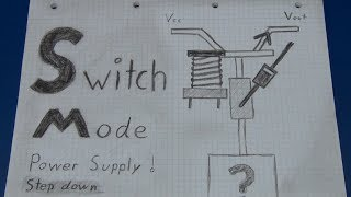 getlinkyoutube.com-Switch Mode Power Supply / Regulator (Tutorial with basic example) - Ec-Projects