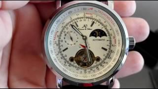 getlinkyoutube.com-KS (Kronen & Sohne) watch first impression