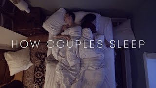 How Couples Sleep Together | Cut width=