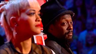 getlinkyoutube.com-House of the rising sun | The Voice | Blind auditions | Worldwide