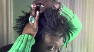 getlinkyoutube.com-Sisterlocks- One Year Anniversary and Cutting Permed Ends