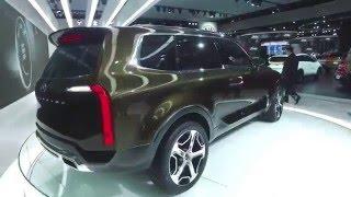 getlinkyoutube.com-Concept Cars at the North American International Auto Show, Detroit 2016