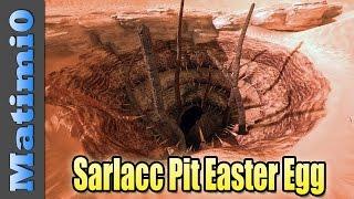 getlinkyoutube.com-Sarlacc Pit Easter Egg - Star Wars Battlefront
