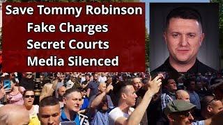 Tommy Robinson: A Political Prisoner