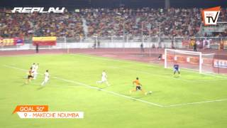 getlinkyoutube.com-Highlight Felda United FC vs Selangor FA | Piala FA 2015