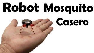 getlinkyoutube.com-Cómo Hacer un Robot Mosquito Casero - Muy fácil de hacer