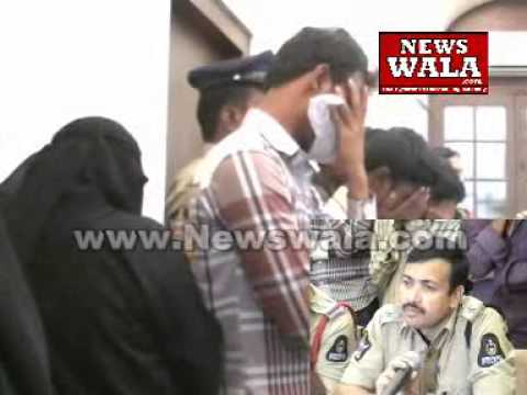 Minor girl gang rape case -- 7 held by Chandrayangutta Police