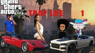 getlinkyoutube.com-GTA 5 Online |Trap Life Ep 1