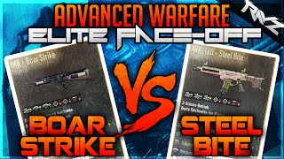 "getlinkyoutube.com-COD AW: ""ARX-160 Steel Bite"" vs ""IMR Boar Strike"" - Elite Face-off (Advanced Warfare Elite Guns)"