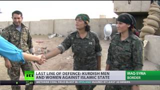 getlinkyoutube.com-The 19-yr old Kurd fighter who can send ISIS militants to hell