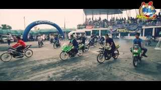 getlinkyoutube.com-NGO Street Drag Bike on November 2013 @ Bangkok Drag Avenue