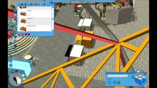 getlinkyoutube.com-Let`s Build Roller Coaster Tycoon 3 Kirmes Part 7
