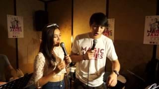 getlinkyoutube.com-เจมส์ จิรายุ และ เบลล่า ราณี ซ้อมร้องเพลง
