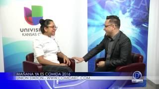 La Chef Citlalli Mendez estará presenta el La Comida 2016