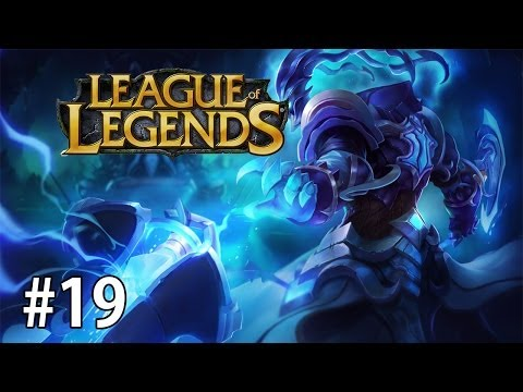 Let's Play League of Legends - #019 - Noob Thresh?